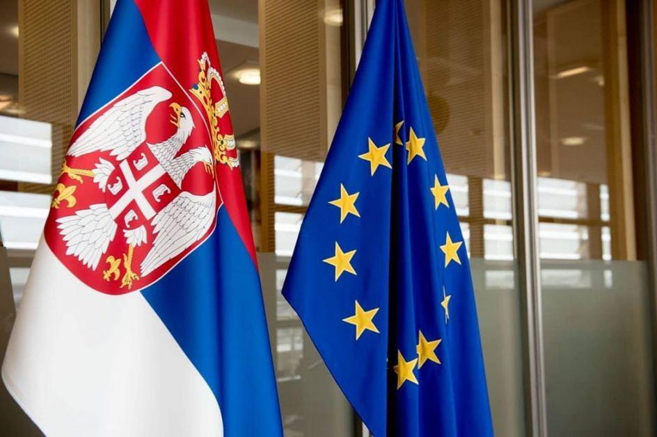 Održana sednica Koordinacionog tela za proces pristupanja EU