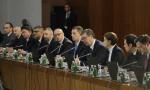 Održana sednica Vlade Srbije sa Srbima sa KiM