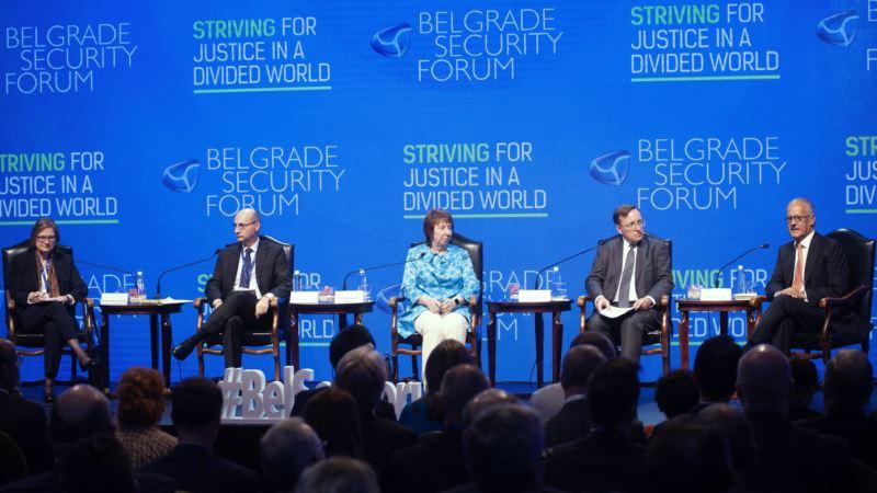 Odustajanje od pregovora loš signal za Zapadni Balkan