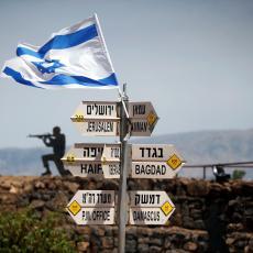 Oglasile se sirene na Golanskoj visoravni: Upozorenje za novi raketni napad?