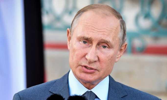 Oglasio se Putin povodom ubistva Zaharčenka