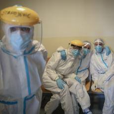 Oglasio se dr Jašović iz kovid bolnice Situacija je bolja, ali se pacijenti žale na nekoliko posledica korona virusa