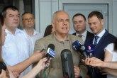 Oglasio se gradonačelnik Beograda: Ovoliko vode za tako kratak period nije palo ni 2014.