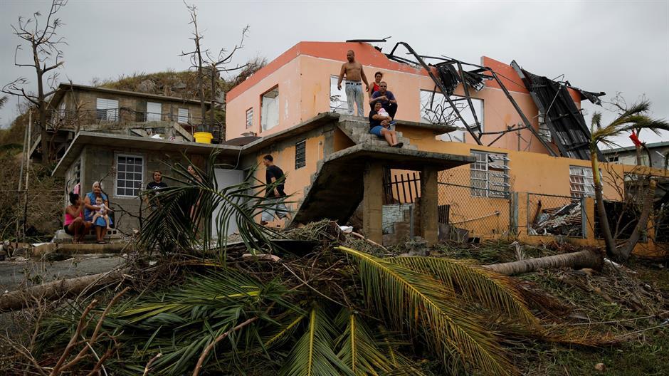 Oko 3.000 ljudi umrlo od posledica uragana Marija
