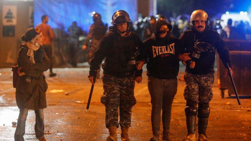 Oko 400 ljudi ranjeno u Bejrutu tokom sukoba demonstranata sa policijom