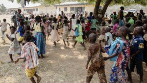 Oko 8.500 raseljenih proterano iz improvizovanog kampa u Centralnoafričkoj Republici