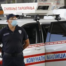 Oko sokolovo od danas kontroliše još 121 ulicu u Beogradu!