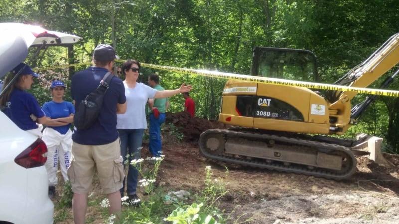 Okončana ekshumacija na području Kalinovika