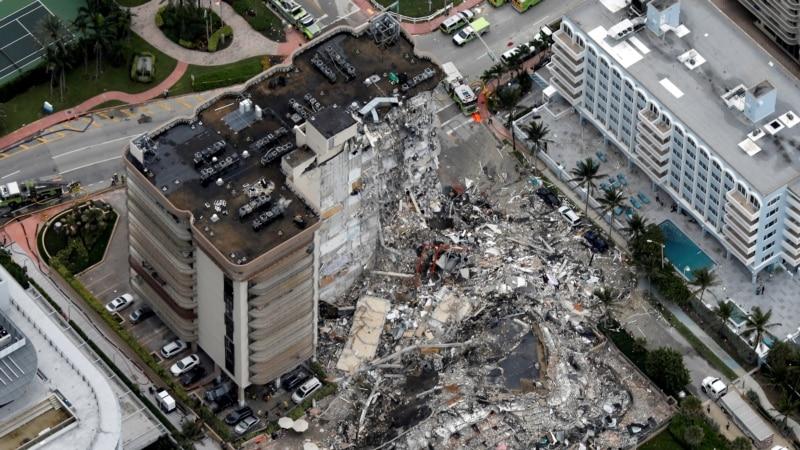 Okončana potraga za tijelima u ruševinama zgrade u Miamiju