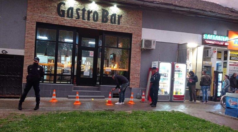 Okršaj u Bačkoj Palanci: U pucnjavi ranjena jedna osoba, maloletni napadači uhapšeni