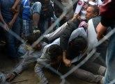 Okršaj migranata u prihvatnom centru