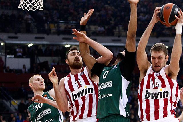 Olimpijakos igra samo Evroligu, pravnim manevrom izbegli drugu ligu!