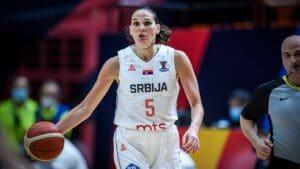 Olimpijske igre u Tokiju: Košarkašice Srbije u polufinalu, Dutanašvili može do bronze, sledi dupli program protiv Italije