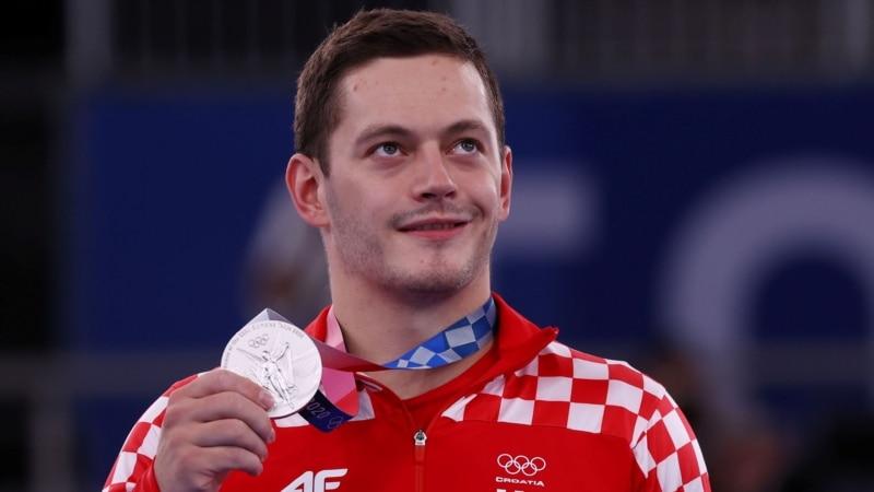 Olimpijsko srebro za hrvatskog gimnastičara Tina Srbića