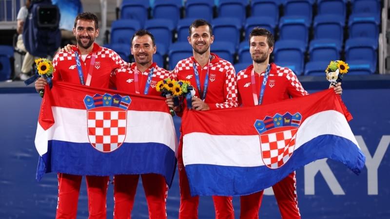 Olimpijsko zlato i srebro za hrvatske tenisače u igri parova