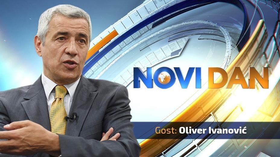 Oliver Ivanović gost Novog dana