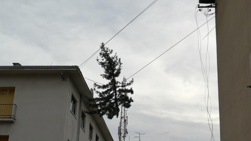 Olujno nevreme u Hrvatskoj i BiH