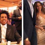 Ona izgleda kao milion dolara, on kao da ga je udarila struja: Beyonce i Jay-Z na humanitarnoj večeri