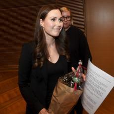 Ona je najmlađa premijerka NA SVETU:  Ima 34 godine, odrasla je u gej braku i biće najmoćnija žena u Finskoj (FOTO/VIDEO)