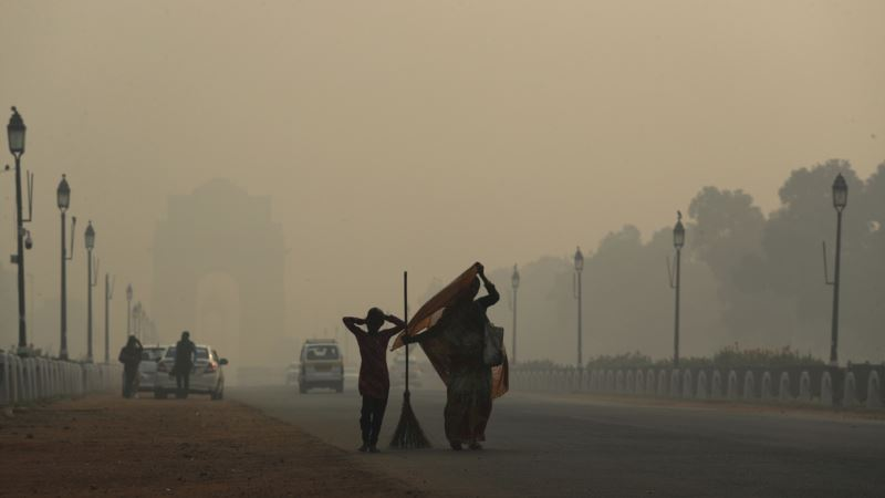 Onečišćenje zraka: Delhi lansira sustav racionalizacije automobila