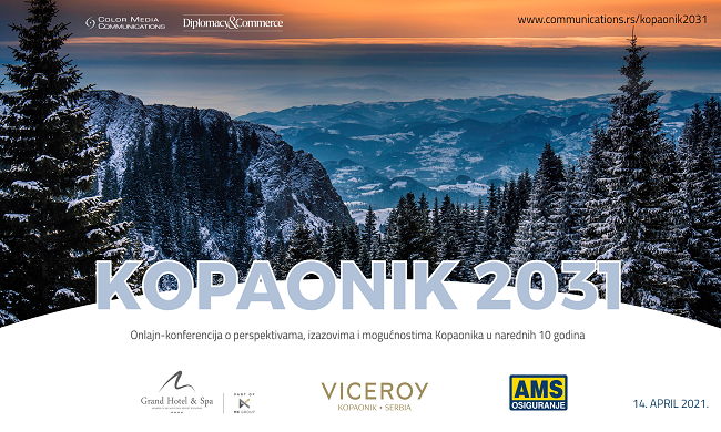 Onlajn konferencija Kopaonik 2031