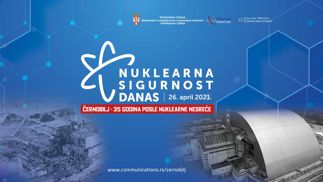 Onlajn konferencija o posledicama Černobilske katastrofe
