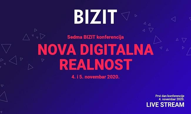 Onlajn regionalna konferencija BIZIT 4. i 5. novembra u Beogradu