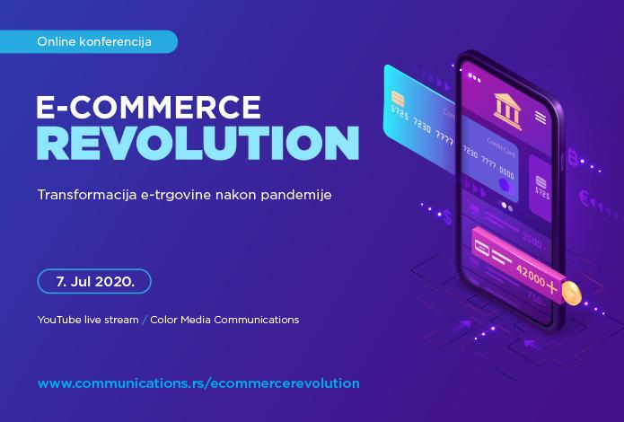 Online konferencija E-COMMERCE REVOLUTION