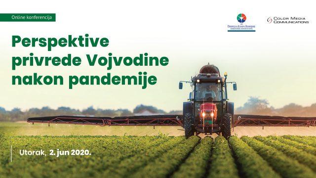 Online konferencija: Perspektive privrede Vojvodine nakon pandemije
