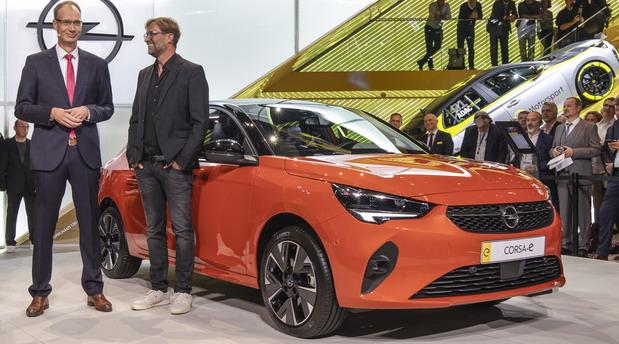 Opel na IAA Međunarodnom salonu automobila u Frankfurtu
