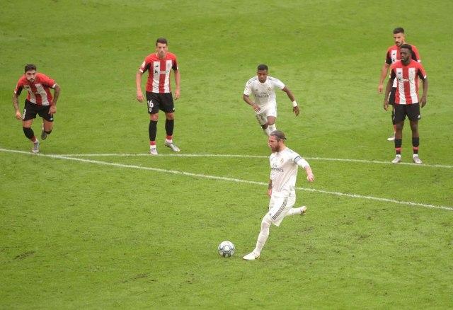 Opet VAR, opet Ramos – Real iz penala do novih bodova VIDEO