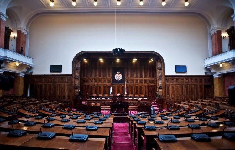 Utvrđen dnevni red, sutra počinje rasprava o budžetu