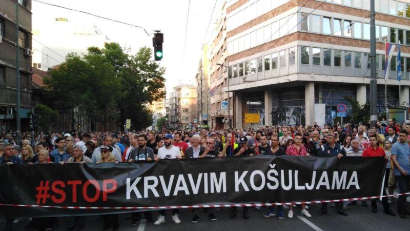 Opozicija traži garancije vlasti i smenu Maje Gojković