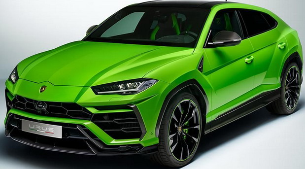 Opoziv za Lamborghini Urus