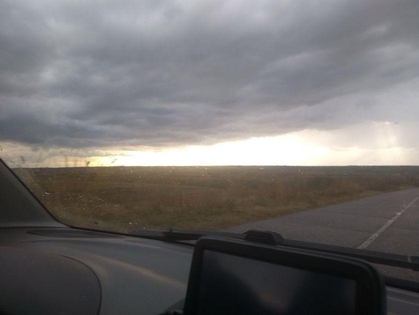 Oprez u vožnji zbog jakog vetra u košavskom području