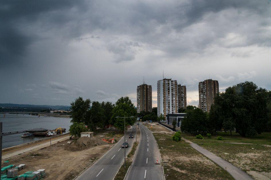 Izmene u režimu saobraćaja zbog radova na putevima