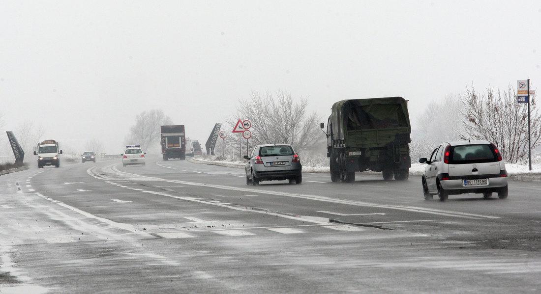 AMS: Na put ne kretati bez zimske opreme