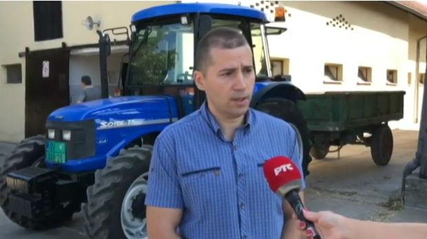 Oprezno upravljanje traktorima