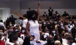 Oproštaj od  Flojda: Oko 600 ljudi odalo počast ubijenom Afroamerikancu, Džordž će počivati pored svoje majke  (FOTO/VIDEO)