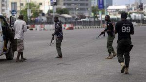 Opšta mobilizacija policije u Nigeriji