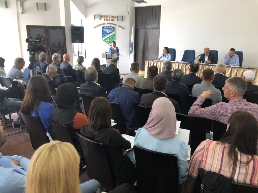 Opština Tutin se zadužila novim kreditom za dodatnih 108 miliona dinara
