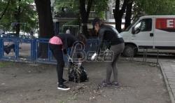 Opština Vračar održala akciju podizanja svesti o značaju očuvanja životne sredine  (VIDEO)