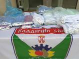 Opštine Vladičin Han i Bosilegrad  dele maske za sve građane