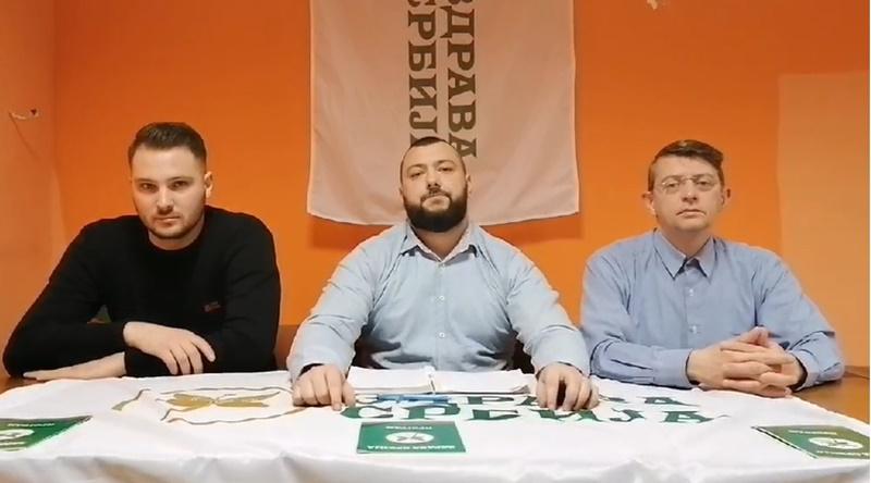 """Opštinski odbor """"Zdrave Srbije"""" u Priboju ne želi saradnju sa Srpskom naprednom strankom"""