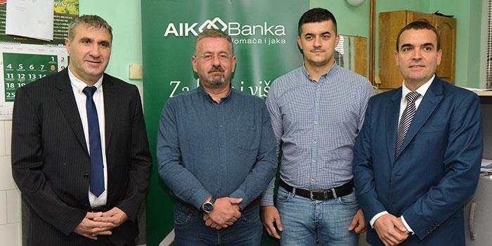 Opštoj bolnici u Boru donacija AIK banke
