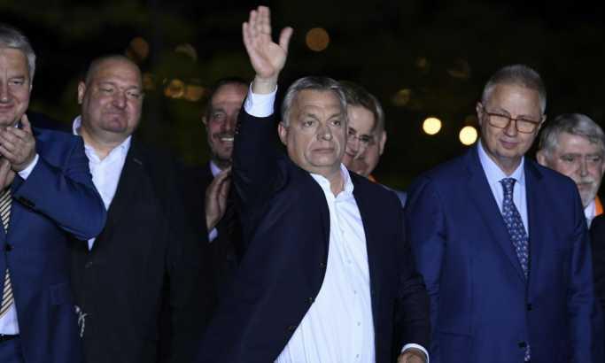 Orban: Mađarski narod veruje da je Briselu potrebna antimigrantska politika