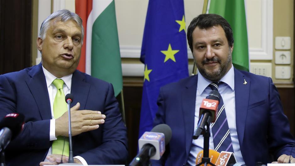 Orban: Potrebna nova EK koja će da zaustavlja migracije
