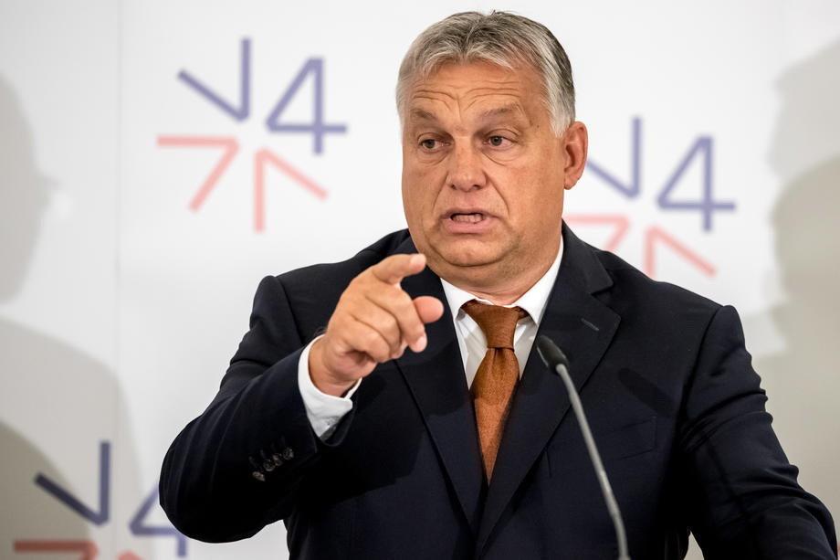 Orban: Povećan značaj Višegradske četvorke, resor Tročanjija izuzetno važan za budućnost Evrope