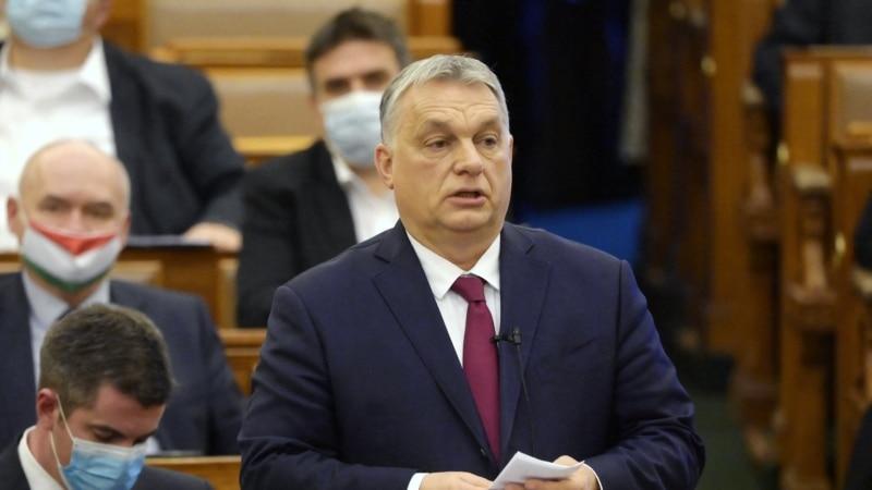 Orban razgovarao sa Salvinijem o novoj grupi u Evropskom parlamentu