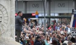Organizator protesta Jedan od pet miliona: Sedam godina od dolaska Vučića na vlast